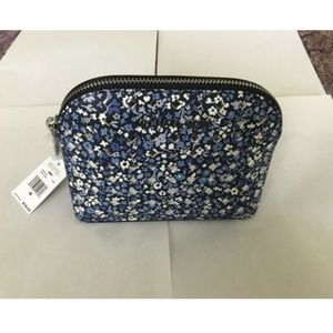 Michael Kors Cosmetic Case Emmy Floral Pouch
